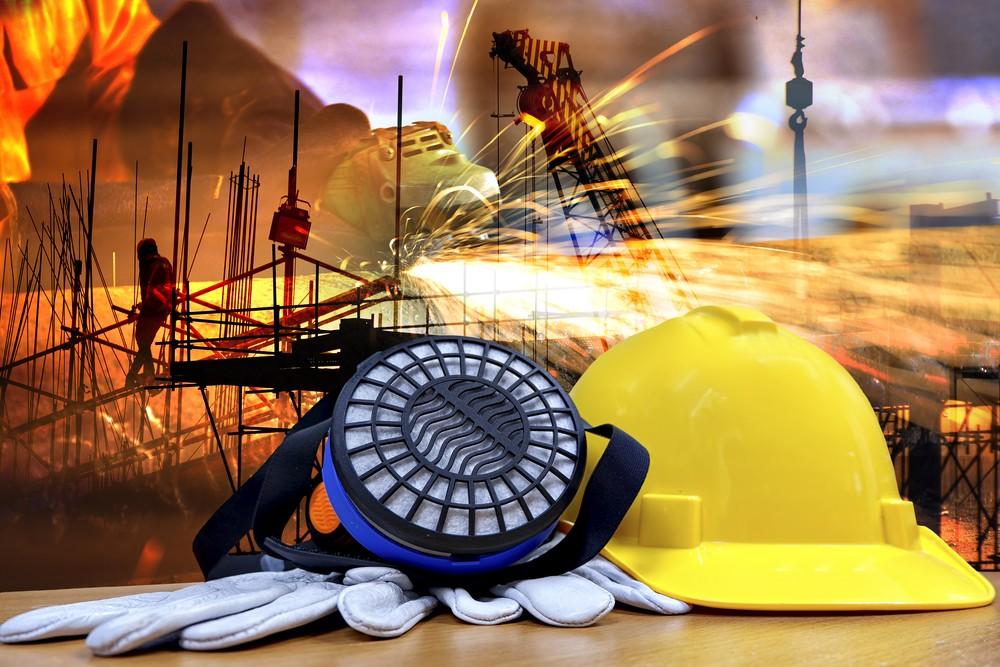 مراقبت و حفظ ایمنی پای کارگران