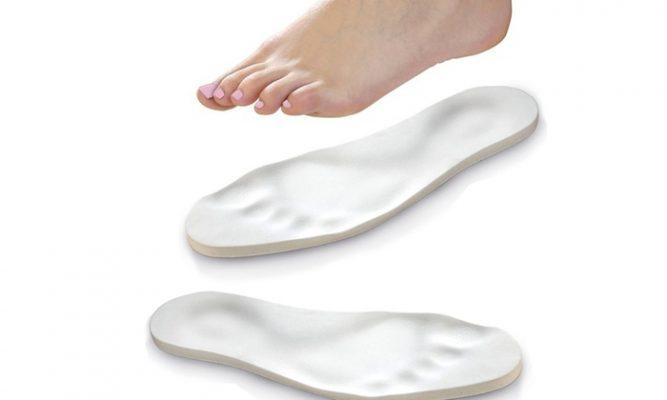 مموری فوم در کفش ایمنی