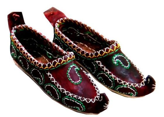کفشهای سنتی ایران
