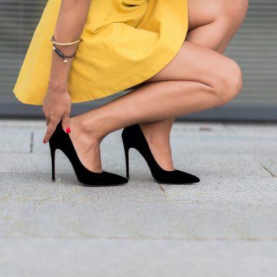 کفشهای پاشنه بلند