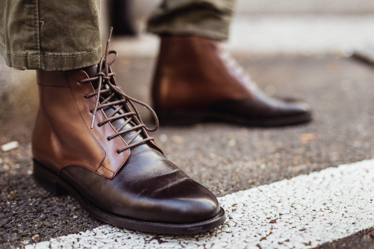 مراقبت از کفش در زمستان