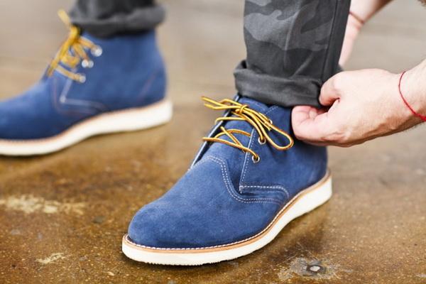 کفش چرم جیر